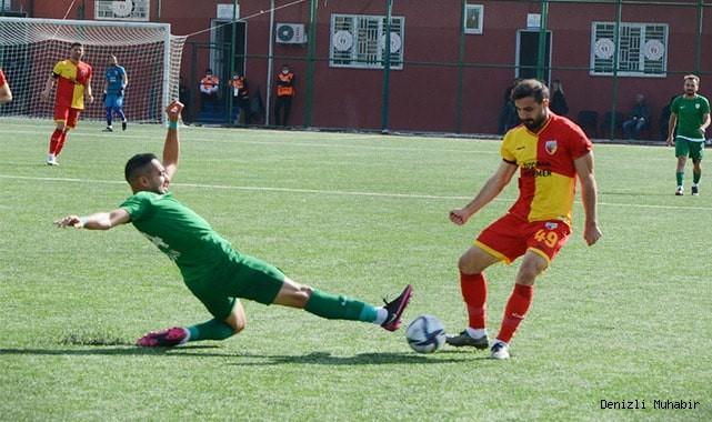 Kızılcabölükspor: 1 - Malatya Yeşilyurt Belediyespor: 2
