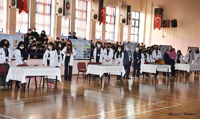 Lütfi Ege Anadolu Lisesi TÜBİTAK Bilim Fuarı Açıldı