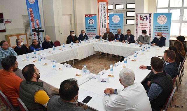 Matbaa Alanı Mesleki Eğitim Çalıştayı düzenlendi