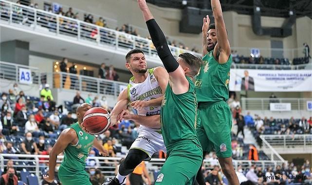 Merkezefendi Belediyesi Denizli Basket'e nazar değdi