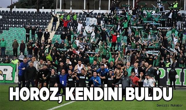 TFF 1. Lig: Denizlispor: 2 - Balıkesirspor: 1