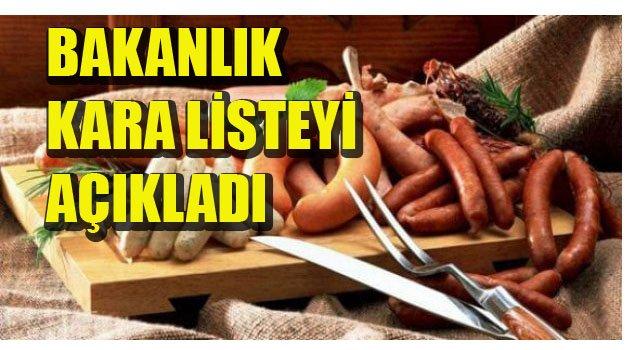 DENİZLİ'DEN 8 FİRMA KARA LİSTEDE