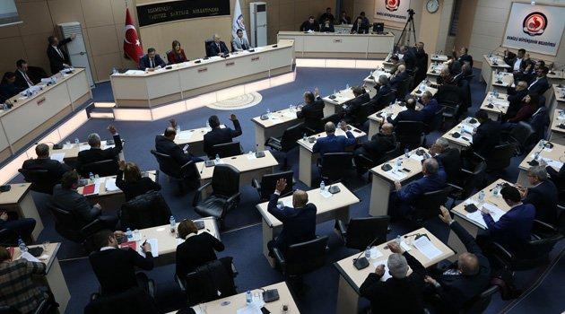 Büyükşehir Meclisi, Denetim Komisyonunu seçti