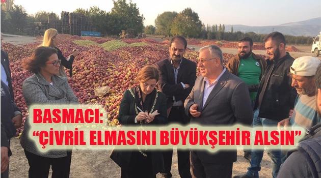 """""""ÇİVRİL ELMASINI BÜYÜKŞEHİR ALSIN!"""""""